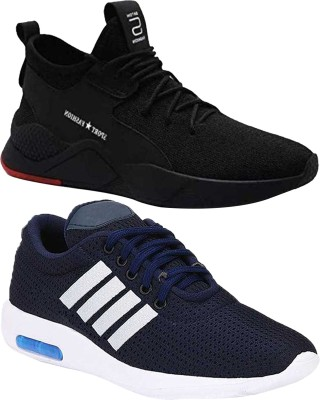 Birde Combo Pack of 2 Casual Shoes Casuals For Men(Multicolor)